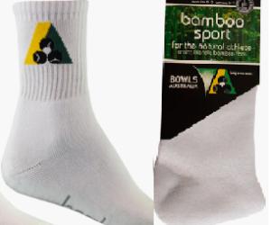 Bowls Socks Bamboo