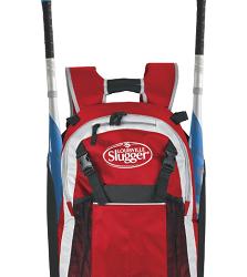 louis series 5 backpack red